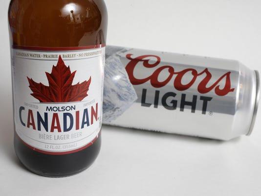 Molson Coors Pot Drinks