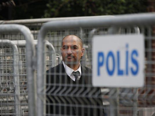 Turkey Saudi Writer Killed