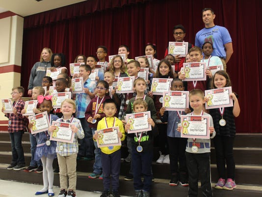 9.18 South_Students of the Month
