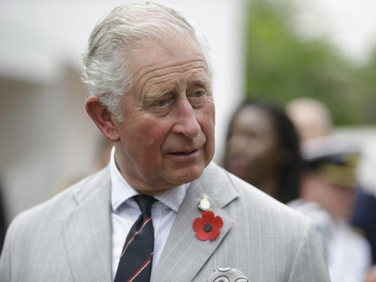 Nigeria Prince Charles