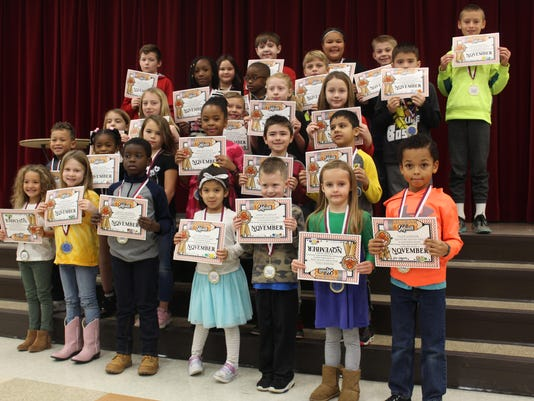 11.18 South_Students of the Month