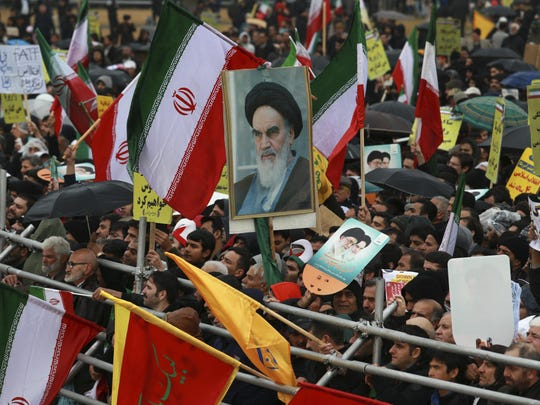 Iran Revolution Anniversary