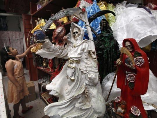 Santa Muerte-Catholic Church