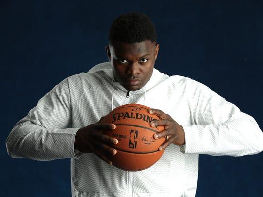 2019 NBA Draft Combine Portraits
