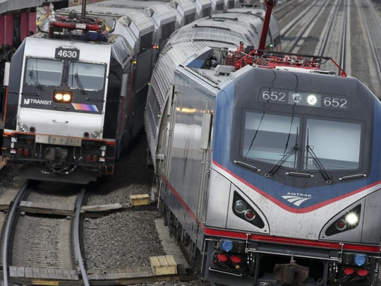 New Jersey Transit, transportation, commuter rail, Amtrak, Northeast Corridor