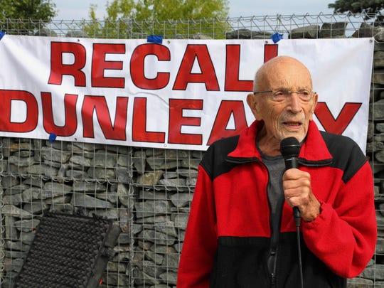 Alaska Governor-Recall