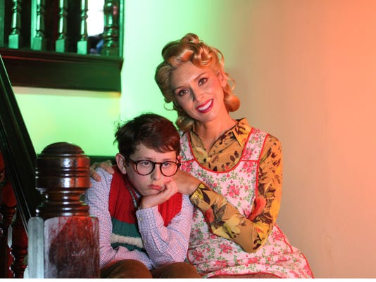 kid centric christmas story takes stage at pac