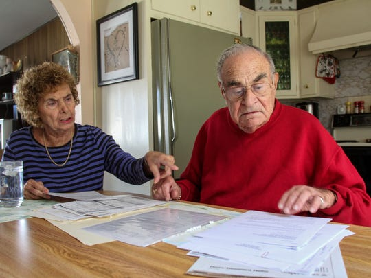 Susan and James Harran of Neptune reached out to Press on Your Side for help getting an insurance claim with the U.S. Postal Service settled.