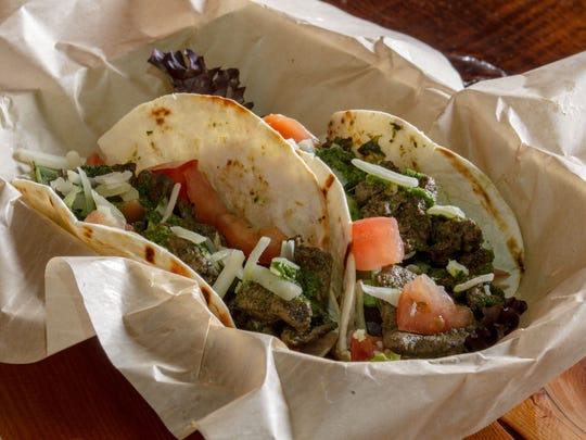 Venison can be used in a taco recipe.