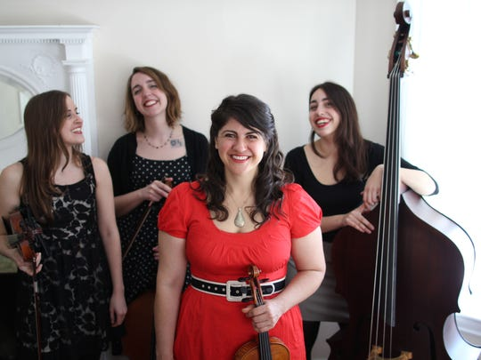 Laura Cortese & the Dance Cards perform Sunday at the