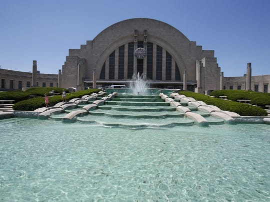 Queensgate's Union Terminal opened in 1933