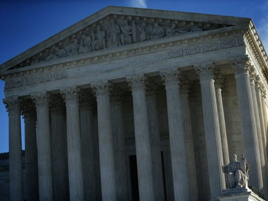 Supreme Court Meets On Whether To Hear More Same Sex Marriage Cases