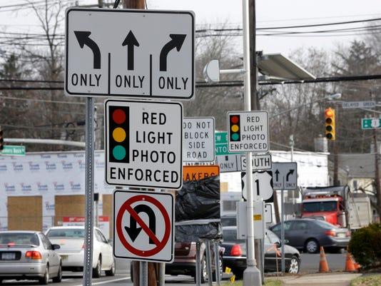 Traffic Cameras-Backlash