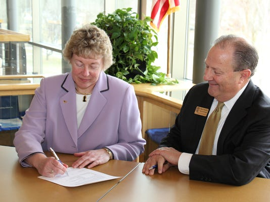 Marian Moraine Park Develop New Transfer Agreements