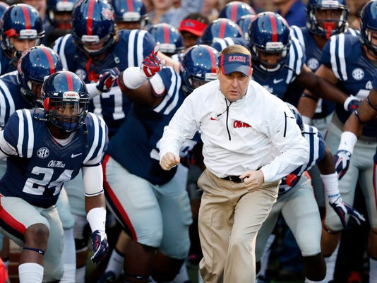 OM Hugh Freeze H or V