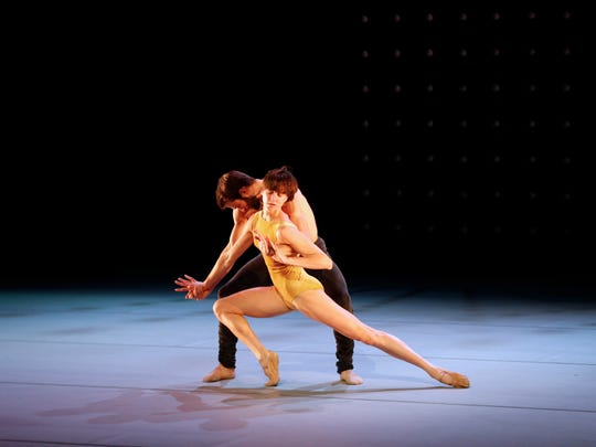 The Alonzo King LINES ballet troupe will perform March 18-19, 2016, at the Center for the Performing Arts.