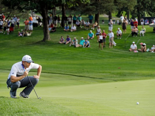 Bridgestone Invitational Golf