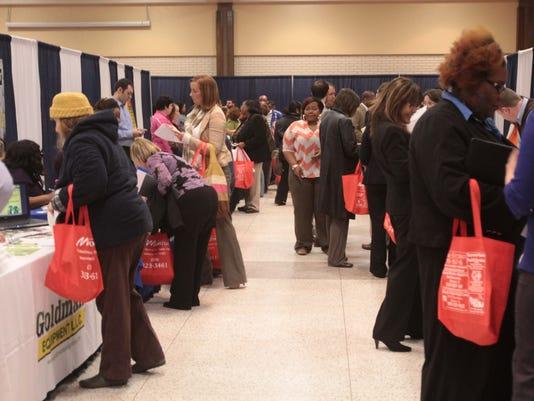 2014 Northeast Louisiana Career Fair