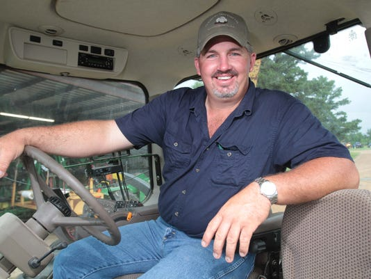 Franklin Parish Farmer - Faulk