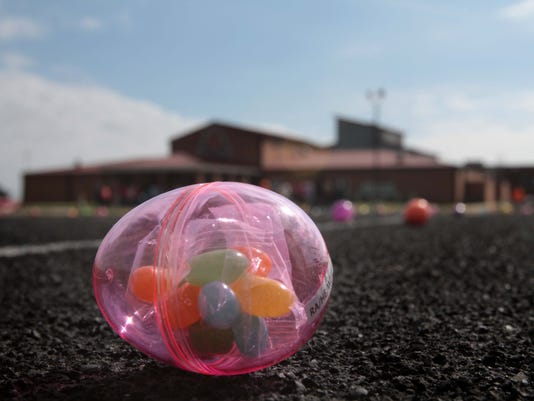 Special Needs Egg Hunt