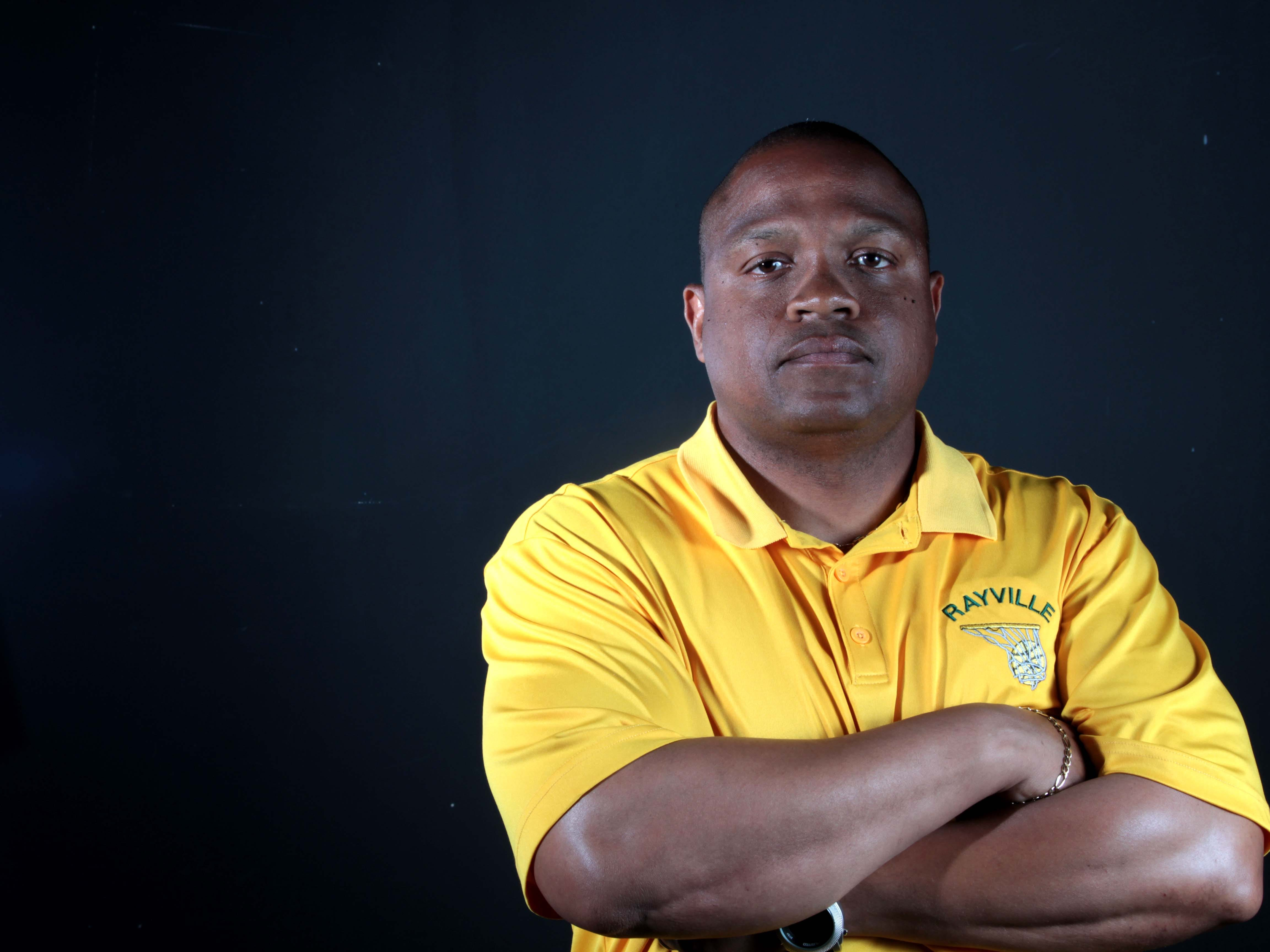 Rayville coach Damon West is the All-NELA Big School Coach of the Year