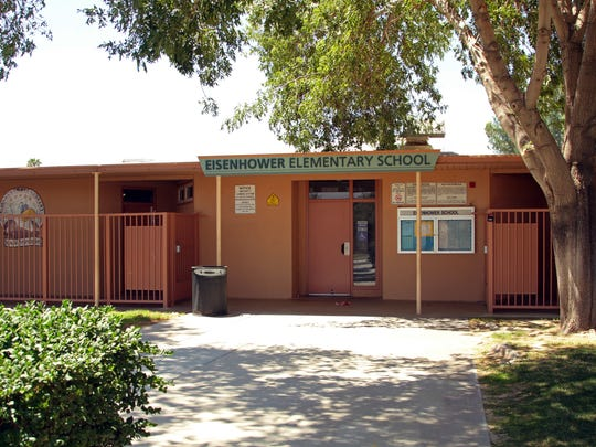 Dwight Eisenhower Elementary School, one of the oldest schools in Desert Sands Unified, will be refurbished if Measure KK passes.
