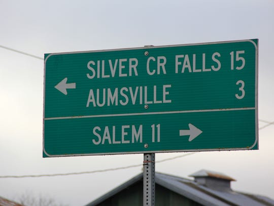 SAL Silver Falls wrong name