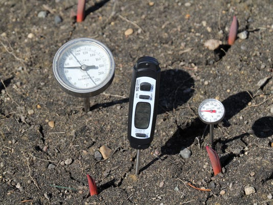 Various kinds of thermometers can be used to measure soil temperature.jpg