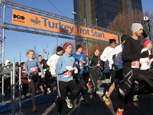 19th annual 5K Turkey Trot