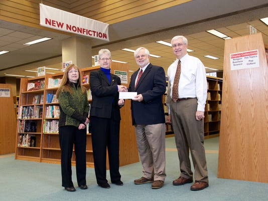Mead Witter Foundation Library Grant Presented to McMillan Memorial Library .jpg