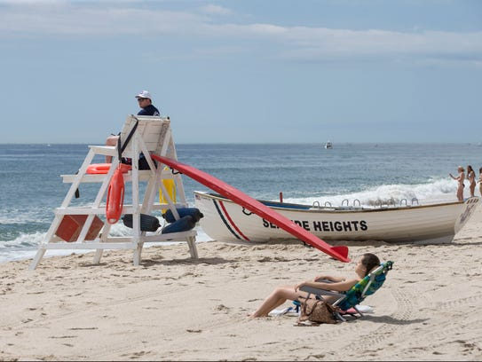 Seaside Heights, NJ.