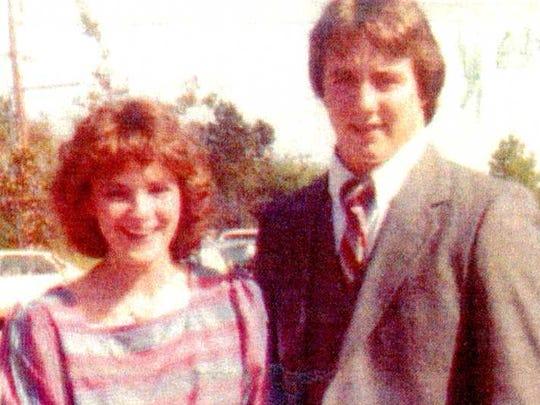 Mr. and Mrs. Beau Meynard - 1984
