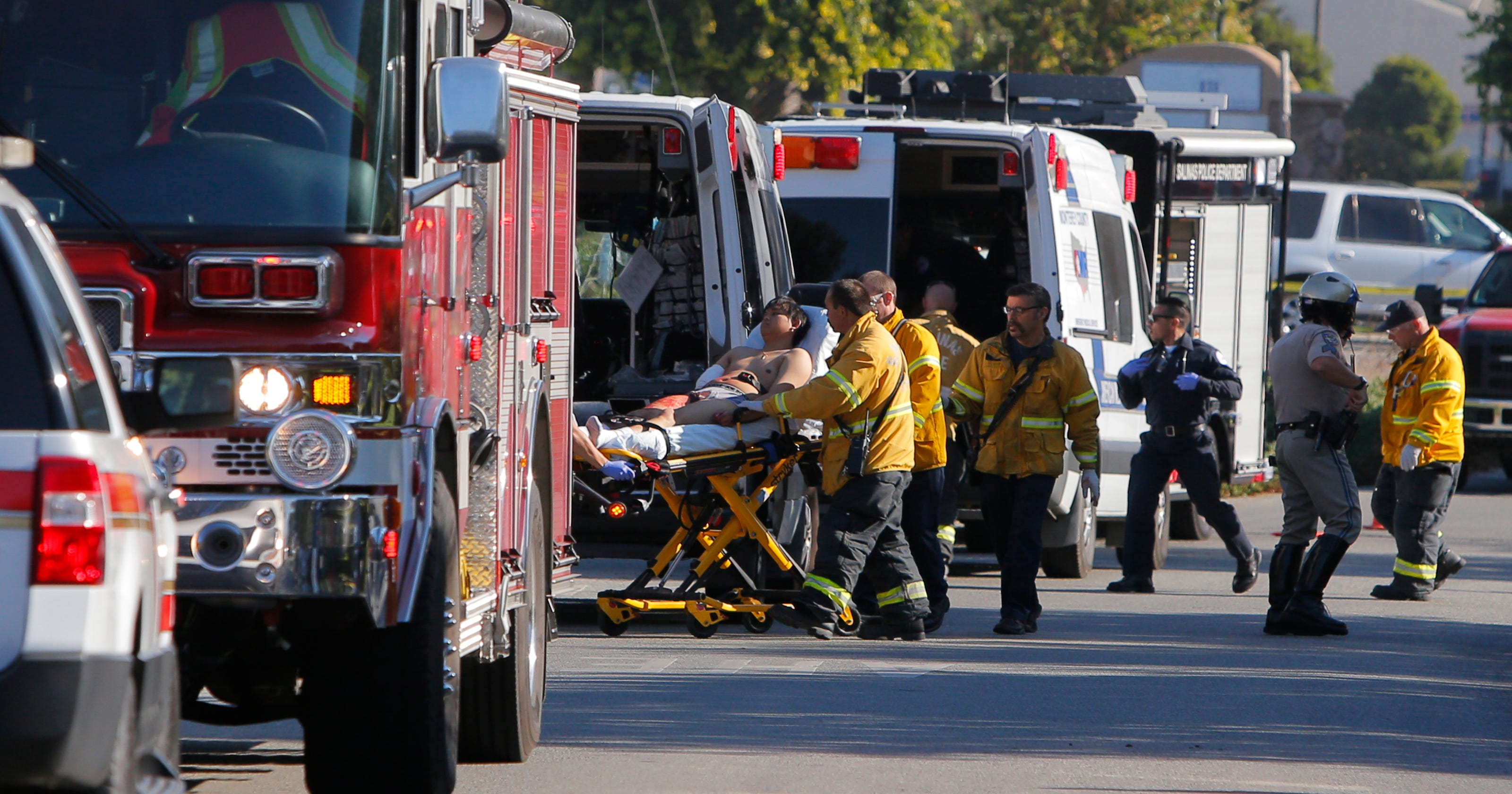 2 killed in California shooting near IRS office