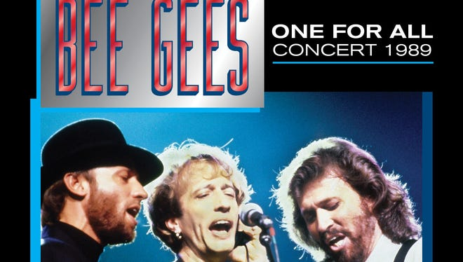 """The Bee Gees' """"One for All Concert 1989"""" is included as part of """"The Warner Bros. Years 1987-1991,"""" a five-disc box set coming out April 15."""