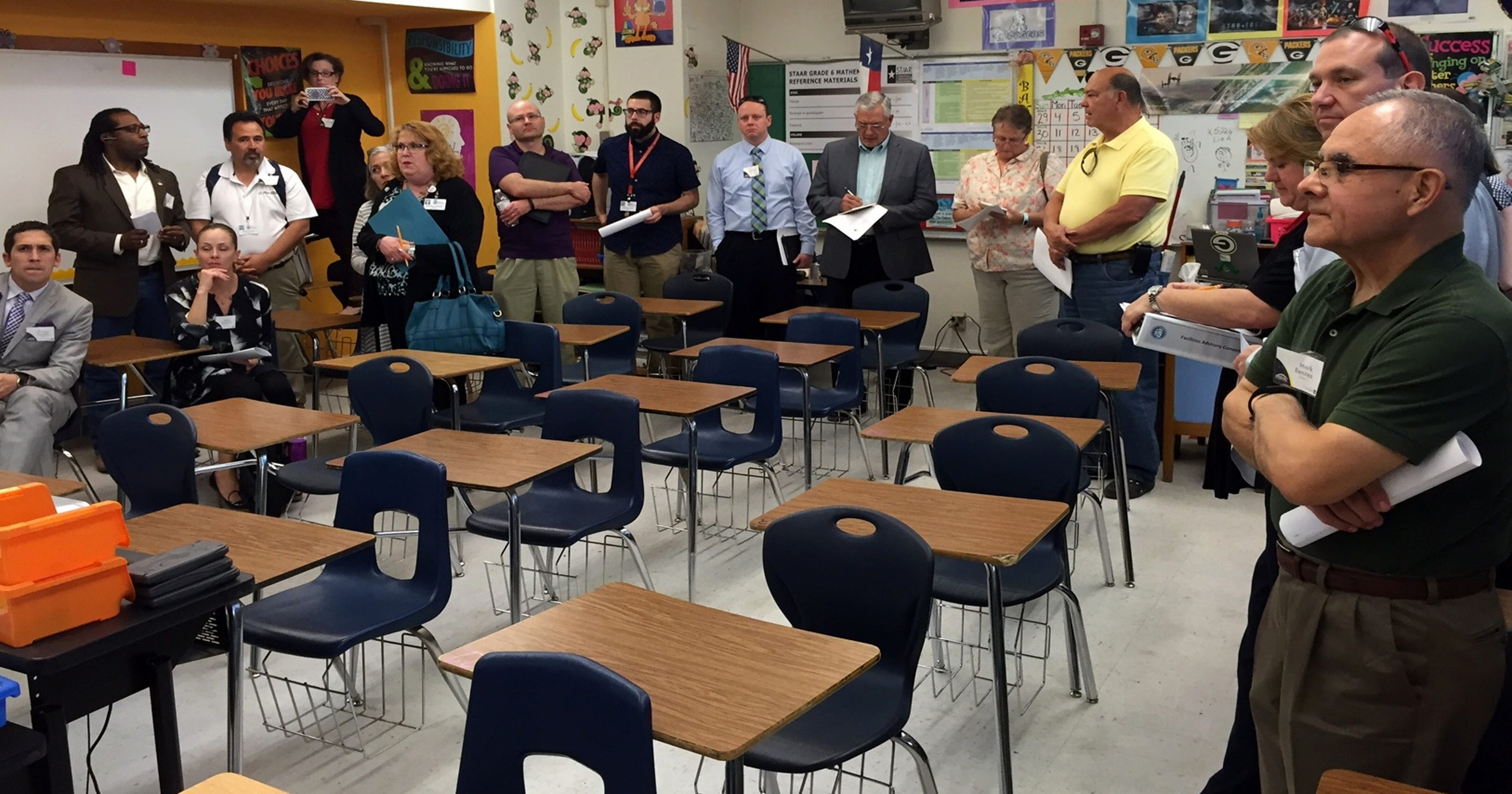 EPISD committee starts reviewing facilities