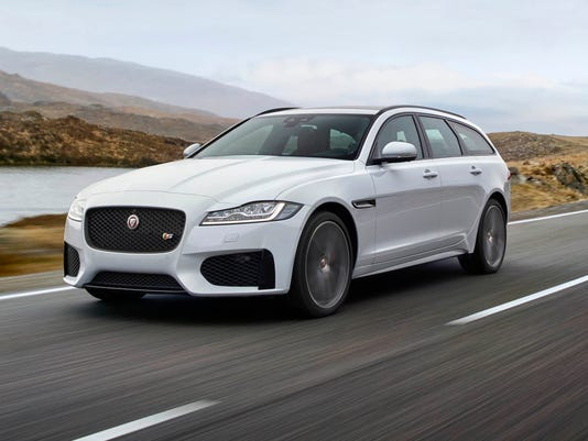 Review: 2018 Jaguar Sportbrake makes station wagons cool again