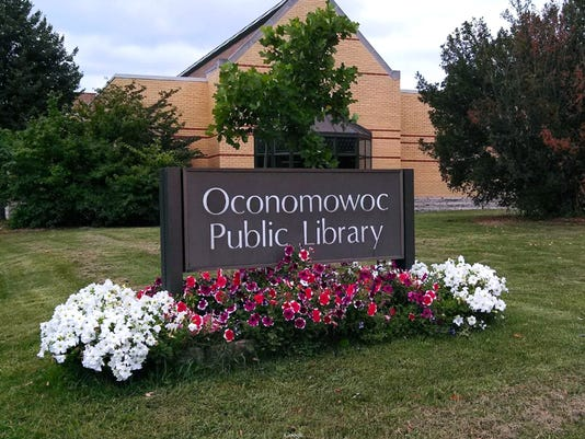 Oconomowoc-library-file-photo