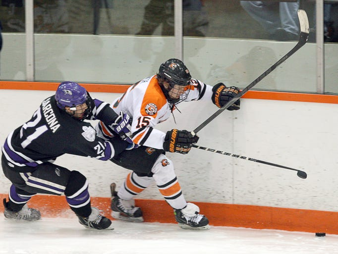 Niagara defeated RIT 5-1 Saturday, sweeping a weekend series.