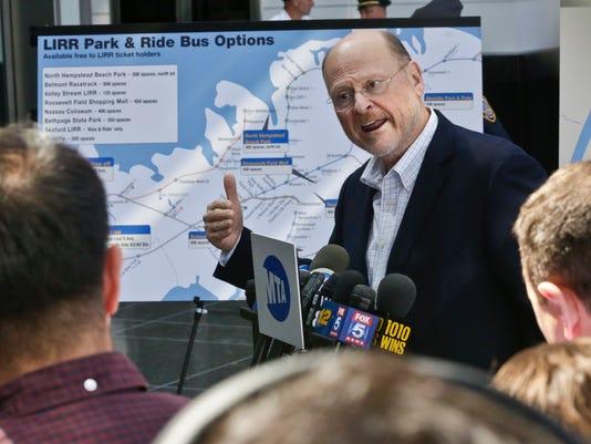 AP MTA - REPAIR PROJECT A USA NY