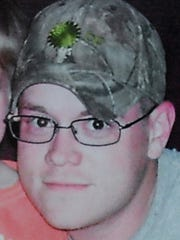 Denise Arnold took this photo of her son, Shane Roshto, the last time she saw him,