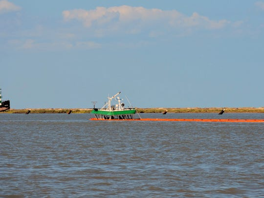 Three large tugboats broke loose from the Lydia Ann