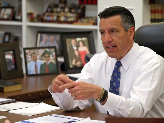 Brian Sandoval