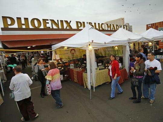 Phoenix Public Market.