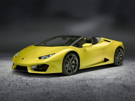 Auto review: Lamborghini pulls out a rear-wheel-drive rocket