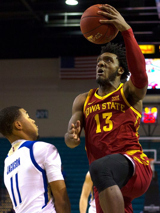 NCAA Basketball: Puerto Rico Tip-Off-Iowa State vs Tulsa