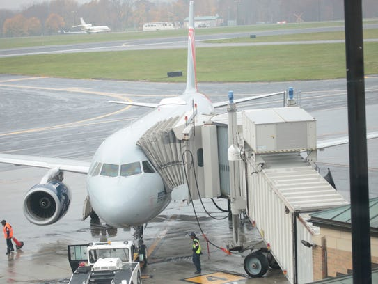 Four new jet bridges will be built at Westchester County