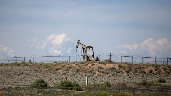 A decline in oil and gas production in San Juan County in recent years has prompted county officials to apply for a grant to finance the creation of a new comprehensive plan.