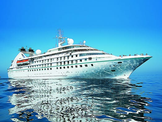Windstar Cruises Unveils New Thailand And Malaysia Route - Cruise ship in thailand