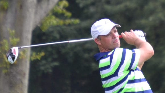 Trevor Randolph shot a 1-under 69 in the final round of the MGA Mid-Amateur Championship Tuesday and won by a stroke.