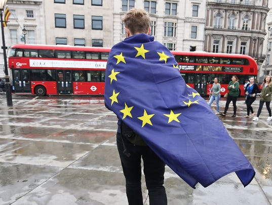 USA TODAY poll: Americans see Brexit anger as widespread